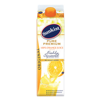 Sunkist Pure Premium 100% Juice - Orange