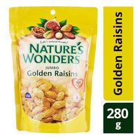 Nature's Wonders Jumbo Golden Raisins