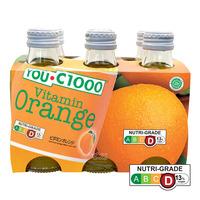 YOU-C1000 Vitamin Bottle Drink - Orange