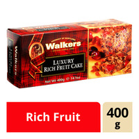 Walkers Luxury Cake - Rich Fruit