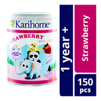 Karihome Milk Sweeties - Strawberry