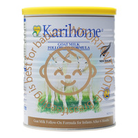 Karihome Goat Milk Follow On Formula - Stage 2