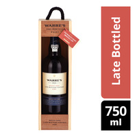 Warres Vintage Port Red Wine - Late Bottled