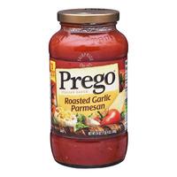 Prego Pasta Sauce - Roasted Garlic Parmesan (Italian)