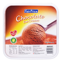 FairPrice Ice Cream Tub - Chocolate