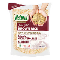 Naturel Organic Rice - Brown