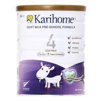 Karihome Goat Milk Pre-School Formula - Stage 4