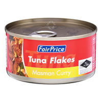 FairPrice Tuna Flakes - Masman Curry