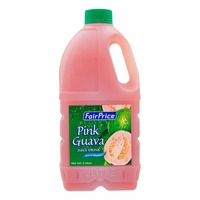 FairPrice Bottle Juice - Pink Guava