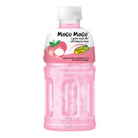 Mogu Mogu Juice Bottle Drink - Lychee