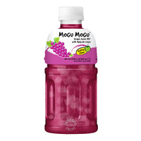 Mogu Mogu Juice Bottle Drink - Grape