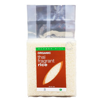 Bamboo Hill Organic Thai Fragrant Rice