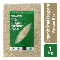 Bamboo Hill Organic Thai Fragrant Brown Rice