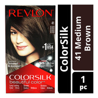 Revlon ColorSilk Hair Colour - 41 Medium Brown