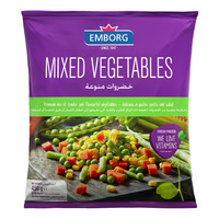 Emborg Frozen Mixed Vegetables