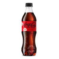 Coca-Cola Bottle Drink - No Sugar