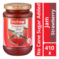 Frezfruta Jam - Strawberry (No Cane Sugar Added)
