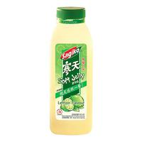 Sagiko Soft Jelly Drink - Lemon
