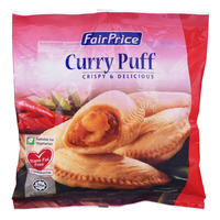 FairPrice Frozen Curry Puff