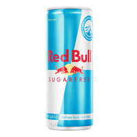 Red Bull Energy Can Drink - Sugar Free