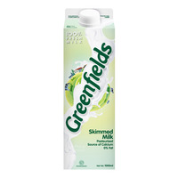 Greenfields Fresh Milk - Skimmed