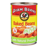 Ayam Brand Baked Beans - Hi-Fibre  425G