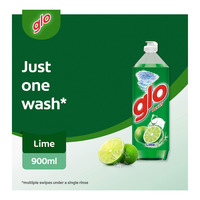 Glo Dishwashing Liquid - Lime