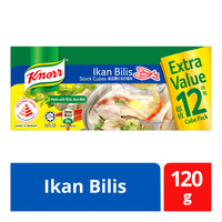 Knorr Stock Cubes - Ikan Bilis