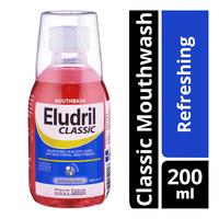 Eludril Classic Mouthwash - Refreshing