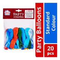 HomeProud Party Balloons - Standard Colour