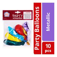 HomeProud Party Balloons - Metallic