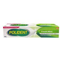 Polident Fresh Denture Adhesive Cream