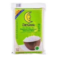 New Moon Premium Fragrant Organic Rice (Thai Hom Mali)