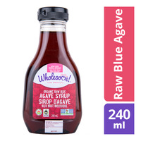 Wholesome Organic Syrup - Raw Blue Agave