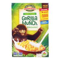 Nature's Path Organic Cereal - Envirokidz Gorilla Munch