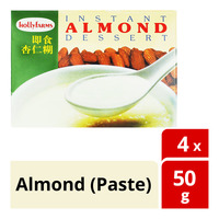 Hollyfarms Instant Dessert Powder - Almond (Paste)