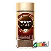 Nescafe Instant Soluble Coffee Jar - Gold