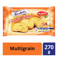 Gardenia Frozen Garlic Bread - Multigrain