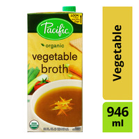 Pacific Organic Broth - Vegetable