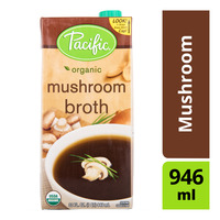 Pacific Organic Broth - Mushroom
