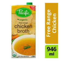 Pacific Organic Broth - Free Range Chicken