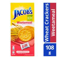 Jacob's Wheat Crackers - Weetameal