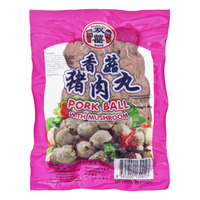 Double Joy Pork Ball - Mushroom