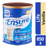 Abbott Ensure Adult Milk Formula - Life (Vanilla)