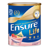 Abbott Ensure Adult Milk Formula - Life (Strawberry)