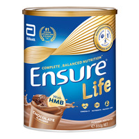 Abbott Ensure Adult Milk Formula - Life (Chocolate)