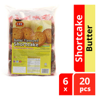 Lee Shortcake - Butter