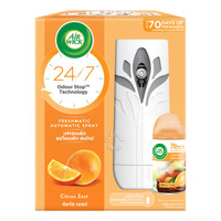 Air Wick Freshmatic Auto Spray Set - Citrus Zest