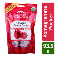 Yum Earth Organic Candy Drops - Pomegranate Pucker