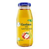 Gerber 100% Natural Juice - Apple Pear